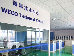 WECO technical center